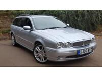Jaguar X-TYPE 2.2D 2006MY Sport GREAT VALUE ESTATE DIESEL