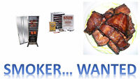 Smoker - hot or cold smoker - W.H.Y.