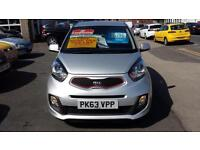 2013 KIA PICANTO 1.0 City 3 Door From GBP5,995 + Retail Package