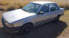 1988 Mazda 323 Sedan Greenmount Toowoomba Surrounds Preview