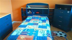 Set de chambre à coucher(mobilier de chambre)