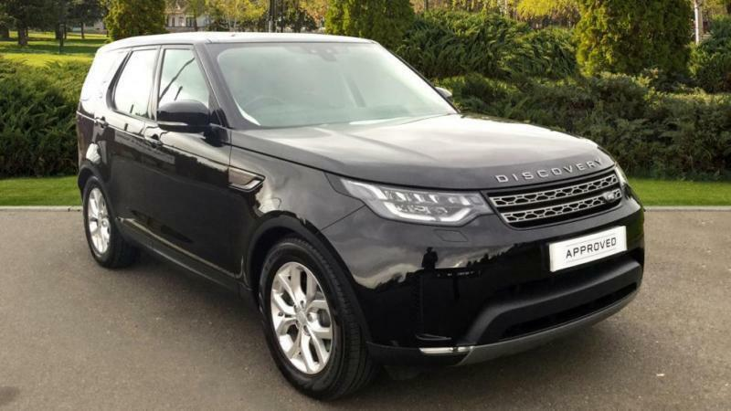 2017 Land Rover Discovery 3.0 TD6 SE 5dr Automatic Diesel Estate
