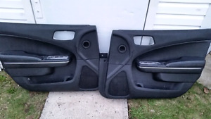 Dodge Charger Police Door Panels