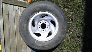 F150 spare wheel (Tire & new rim)