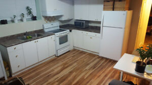 1 Bedroom+Den, Basement Suite for Rent/Sullivan Heights