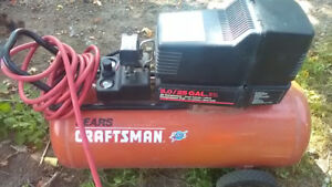 Craftsmen air compressor
