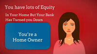 Mortgages Approved based on Equity