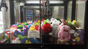$$ PLUSH TOY CRANES & STACH'EM MACHINES St. John's Newfoundland image 5