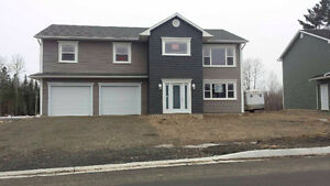Oromocto 36 Burnett Street Grade Entry 2 Story with 2 Car Garage