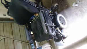 Electric wheel chair for sale, delivery available