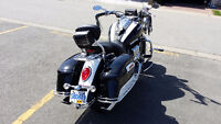 2012 Triumph Rocket 3 and Trailer