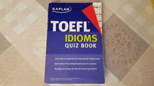 TOEFL Idioms Quiz Book
