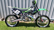 Kawasaki kx 250 2 stroke 2005 swaps ttr 110 not yz cr rm North St Marys Penrith Area Preview