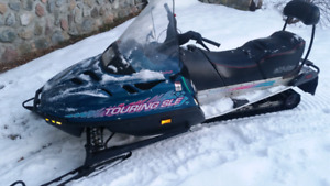 Skidoo touring sle 503 fan