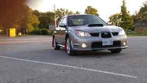 2007 Subaru wrx low km