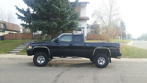 2000 Dodge Power Ram 1500 Pickup Truck