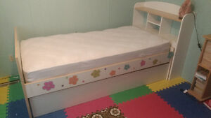 IKEA sultan trundle bed