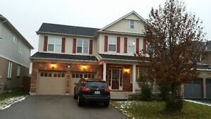 Beautiful detached, 2 car garage house in an upscale area