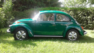 VW Super Beetle 1973