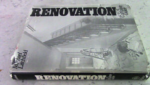 Renovation, A Complete Guide, Michael Litchfield, 1984 Kitchener / Waterloo Kitchener Area image 1