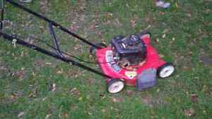 Used lawn mower  3.5hp great shape