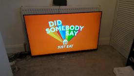 50 inch sony bravia smart tv