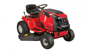 WANTED: RIDING MOWER/LAWN TRACTOR