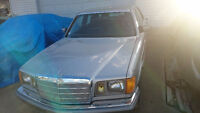 1984 Mercedes 300 Series SEL For Sale