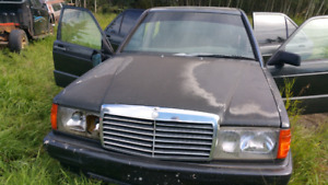 190 MB  sedan 2003 loaded