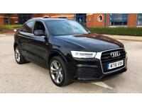 2016 Audi Q3 2.0 TDI Quattro S Line Plus Manual Diesel Estate