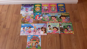 little girl book lot
