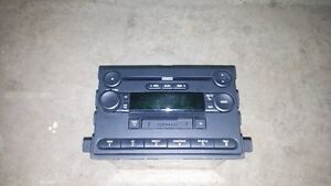 2004-2007 Ford Freestar Factory Stereo