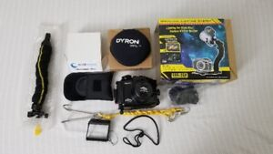 FRX100 IV Underwater housing for SONY Rx100 V-III + SWAL lens+YS