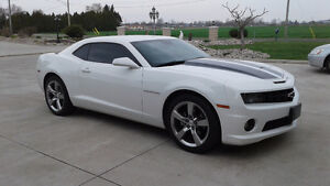 2011 Chevrolet Camaro 2LT Coupe (2 door)