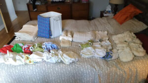 Couches lavables Bummis cloth diapers