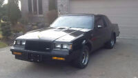 1987 Buick Grand National   Great Price!