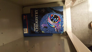 Grade 11 and 12 books for sale math chemistry biology english Edmonton Edmonton Area image 1