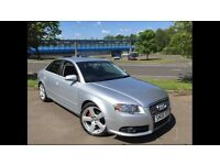 2006 AUDI A4 S LINE 2.0 TDI •1 YEAR MOT• •TIMING BELT REPLACED•