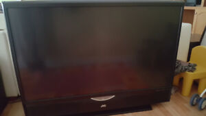 LCD Tv. 56 inch free.