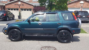 1997 Honda CR-V SUV, Certified, Excellent Condition.