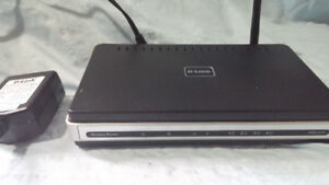 D-Link (Wireless Router)