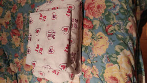 Justin Beiber  bed sheets set. Double size - Excellent condition