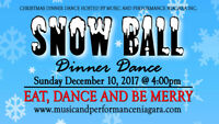 4th Annual Snow Ball Dinner Dance