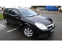 2007 Vauxhall Vectra 1.9CDTi 16v ( 150ps ) Design diesel estate only 88247 miles
