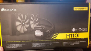 Water Cooling Corsair H110i 280mm BRAND NEW