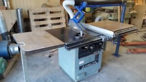 "Delta RT-31 10"" Industrial Table Saw/ Banc de Scie Industriel"