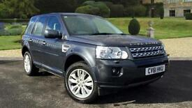 2011 Land Rover Freelander 2.2 SD4 HSE 5dr Automatic Diesel 4x4