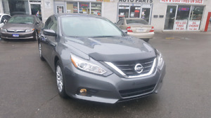 2016 NISSAN ALTIMA 2.5S SEDAN CERTIFIED BACK CAM LOADED ONLY49KM