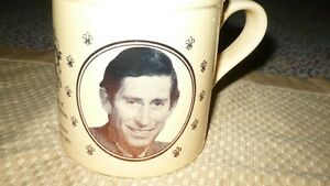 "LOVELY ""PRINCE CHARLES OF WALES & LADY DIANA SPENCER"" MUG Kitchener / Waterloo Kitchener Area image 2"