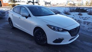 2015 Mazda3 Touring Sedan only 30k FULL WARRANTY!